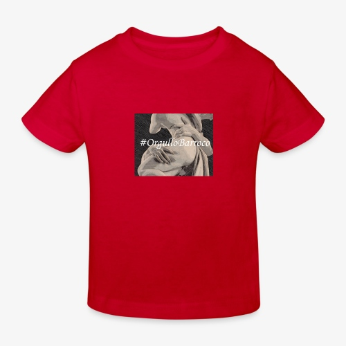 #OrgulloBarroco Proserpina - Camiseta ecológica niño