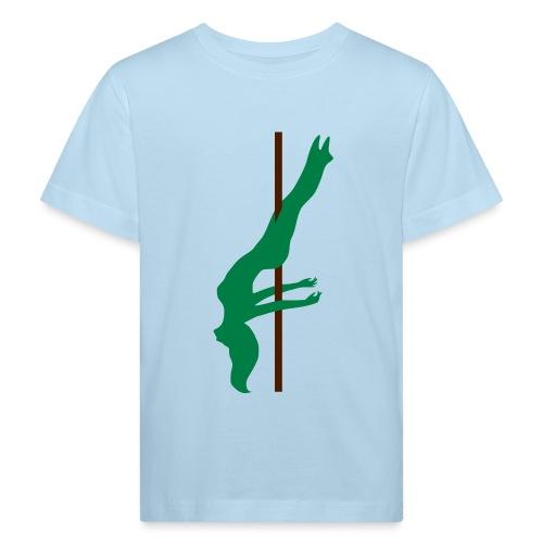 Pole Dance Pole Dancing - Maglietta ecologica per bambini
