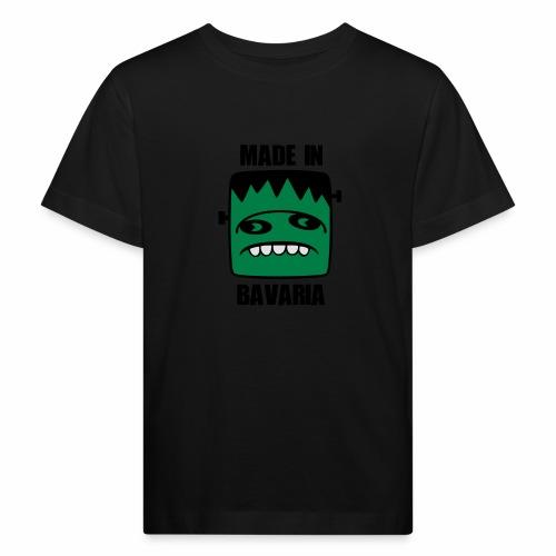 Fonster made in Bavaria - Kinder Bio-T-Shirt
