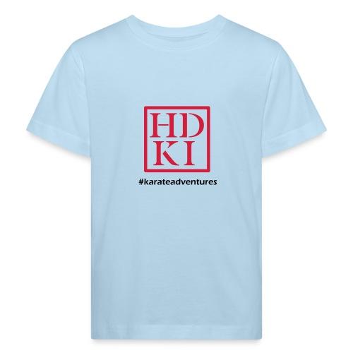 HDKI karateadventures - Kids' Organic T-Shirt