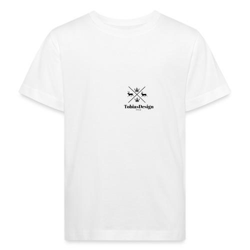 Tobias Design of Norway - Økologisk T-skjorte for barn