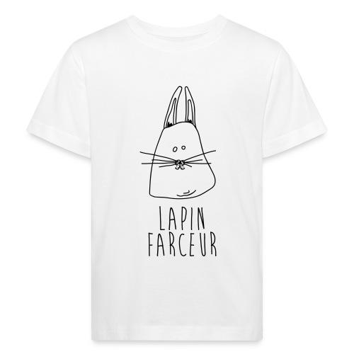 Lapin farceur - T-shirt bio Enfant