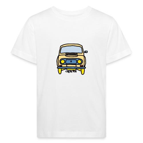 Voiture ancienne mythique française - T-shirt bio Enfant