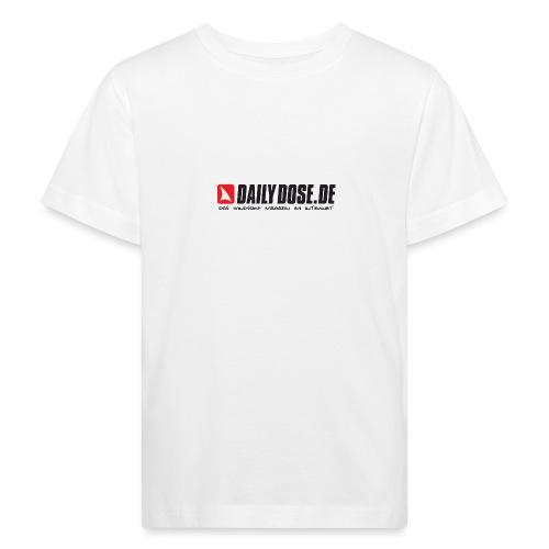 DAILYDOSE.DE (black) - Kinder Bio-T-Shirt