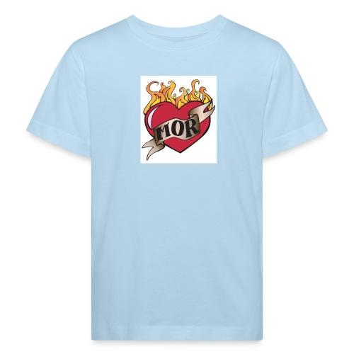 MOR - Organic børne shirt