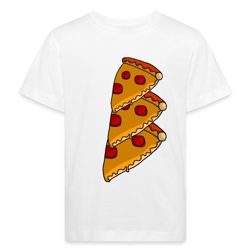 pizza - Organic børne shirt
