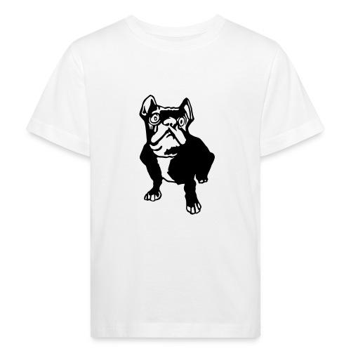 french bulldogge - Kinder Bio-T-Shirt