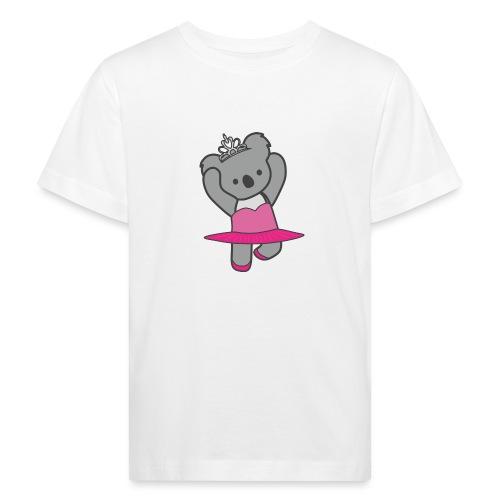 Ballett - Kinder Bio-T-Shirt