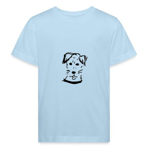 piesek a jpg - Ekologiczna koszulka dziecięca