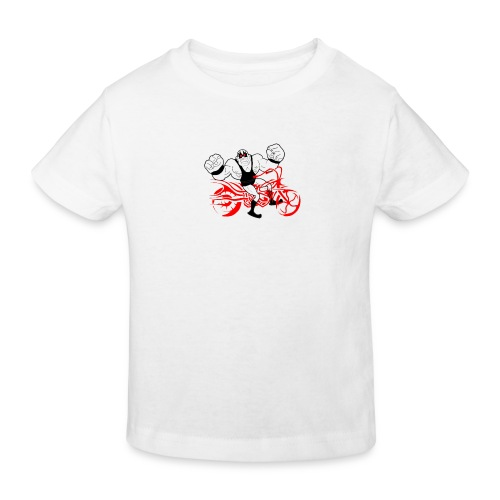 wsa bike - Kinder Bio-T-Shirt
