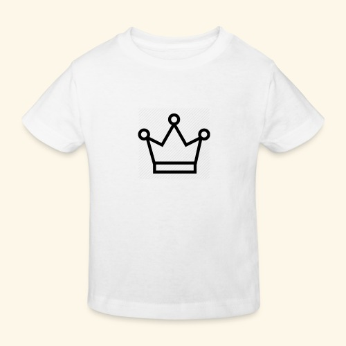 The Queen - Organic børne shirt