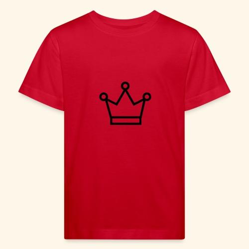 The Queen - Organic børne shirt