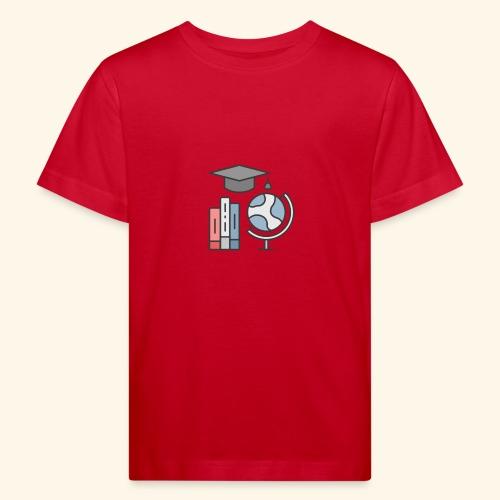 teacher knowledge learning University education pr - Organic børne shirt