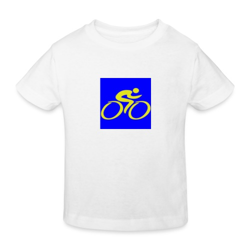Tour de Epe Logo 2017 2018 2 png - Kinderen Bio-T-shirt