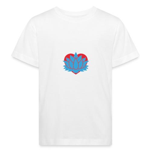 Cœur de Lotus - T-shirt bio Enfant