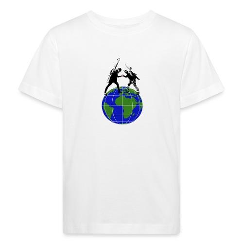 Utforske 2018 - Økologisk T-skjorte for barn