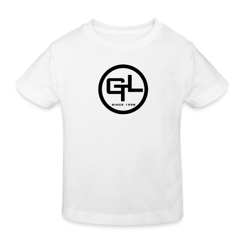 logo kleincdr - Kinder Bio-T-Shirt