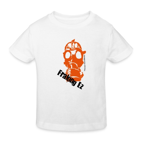 Anti - fraking - Camiseta ecológica niño