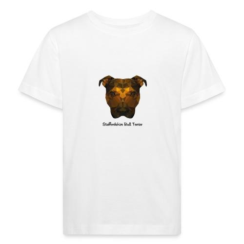 Staffordshire Bull Terrier - Kids' Organic T-Shirt