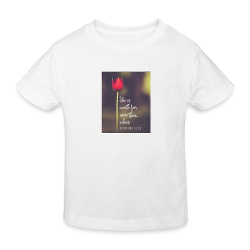 IMG 20180308 WA0027 - Kids' Organic T-Shirt