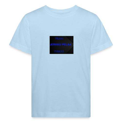 jerkku - Lasten luonnonmukainen t-paita