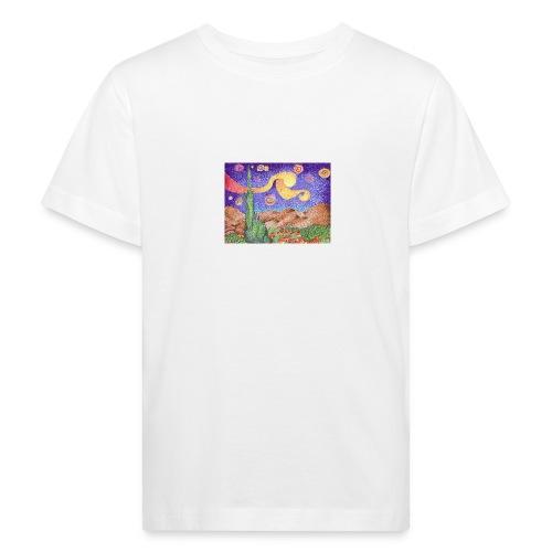 1 - Camiseta ecológica niño