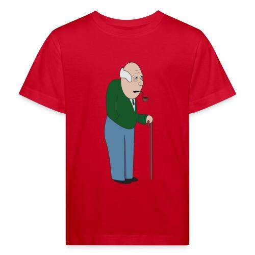 Old Tosspot - Kids' Organic T-Shirt