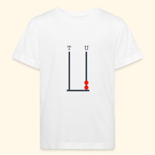 2 year old birthday - Kids' Organic T-Shirt