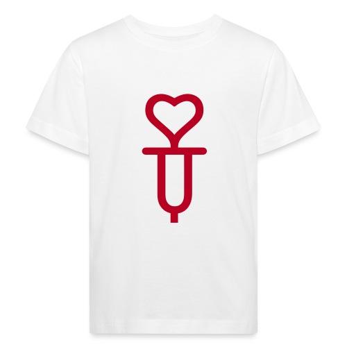 ADDICTED TO LOVE - Kids' Organic T-Shirt