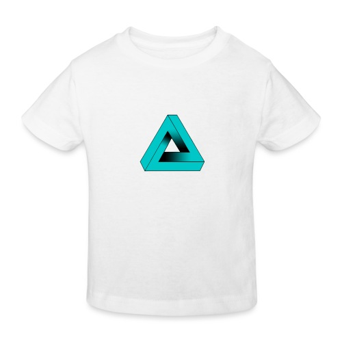 Impossible Triangle - Kids' Organic T-Shirt