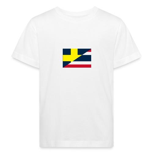 thailands flagga dddd png - Kids' Organic T-Shirt