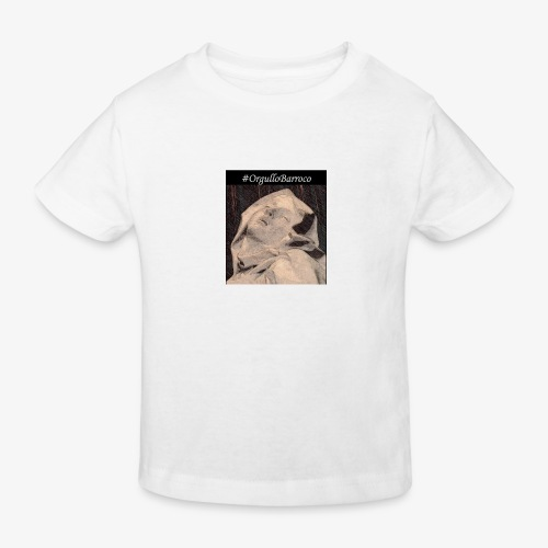 #OrgulloBarroco Teresa dibujo - Camiseta ecológica niño