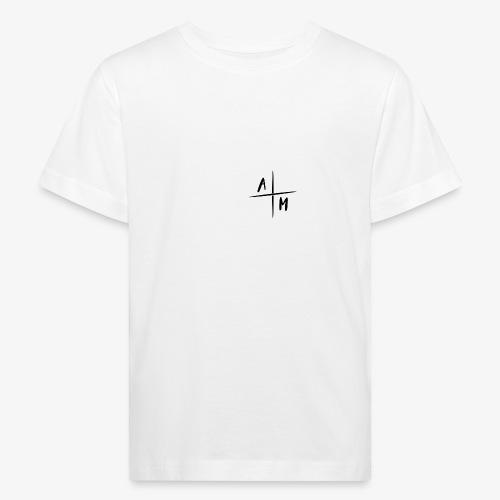 AltijdMitchell Cross Logo - Kinderen Bio-T-shirt