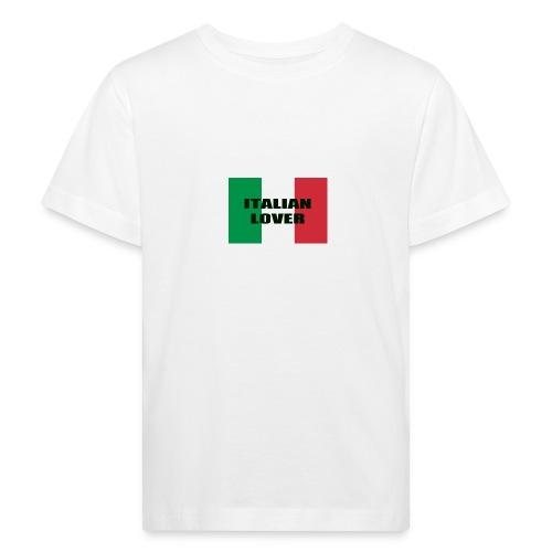 ITALIAN LOVER - Maglietta ecologica per bambini