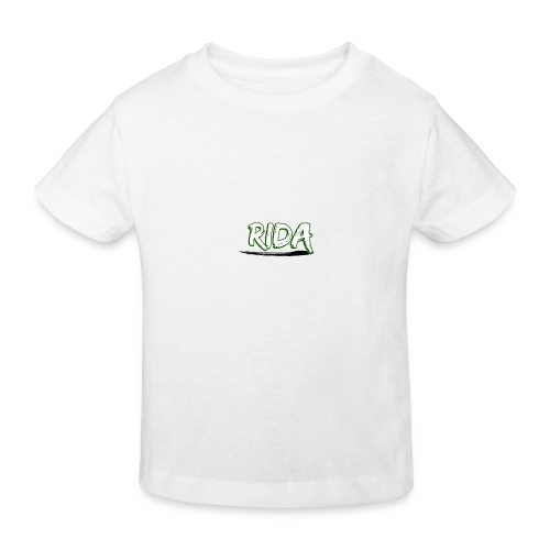 Rida Limited Edition T-Shirt! - Kinderen Bio-T-shirt