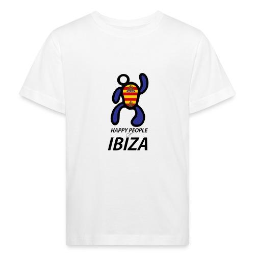 Happy People of Ibiza - Kinderen Bio-T-shirt