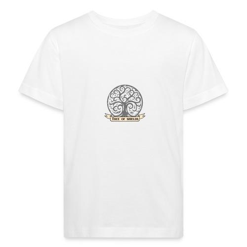 TOS grey tiny 3in png - Kids' Organic T-Shirt