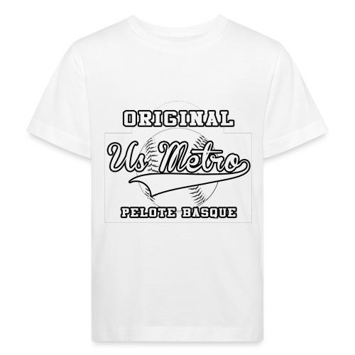 origiinalUSMETRO2 png - T-shirt bio Enfant