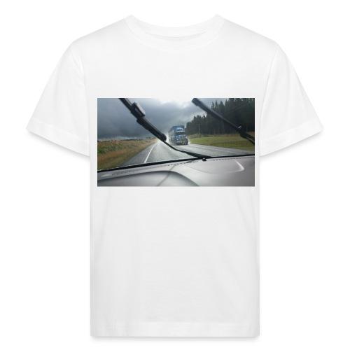 LKW - Truck - Neuseeland - New Zealand - - Kinder Bio-T-Shirt