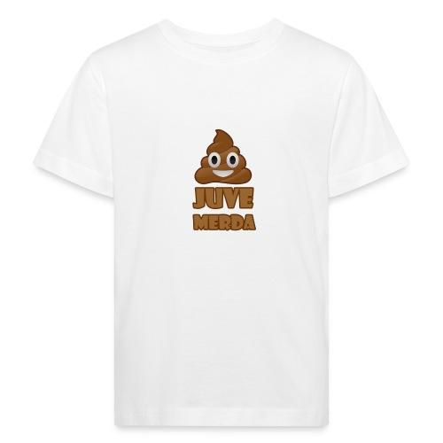 juve merda - Maglietta ecologica per bambini