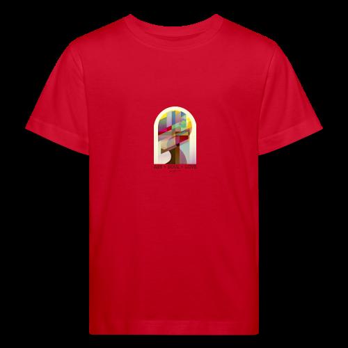 Farbenlehre - Kinder Bio-T-Shirt