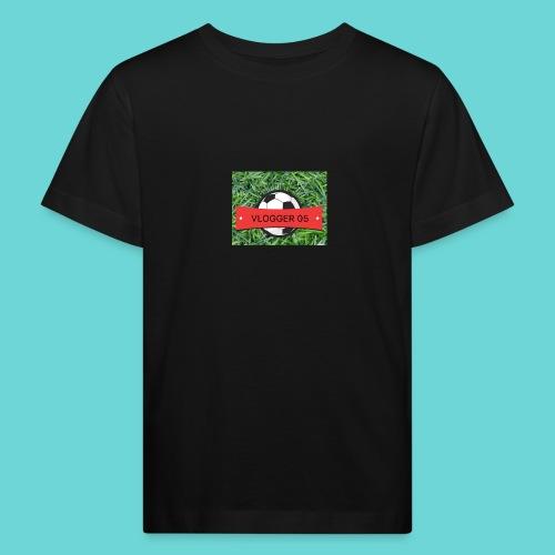 football shirt - Kids' Organic T-Shirt