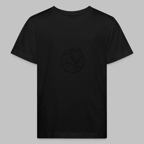 Fox Graph - Kids' Organic T-Shirt