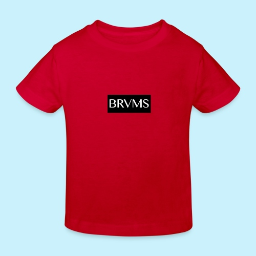 BRVMS - T-shirt bio Enfant