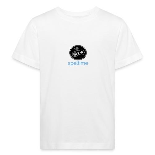 SPELTIME - Ekologisk T-shirt barn