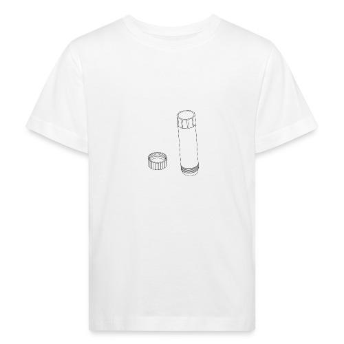 Gluestick (no text). - Kids' Organic T-Shirt
