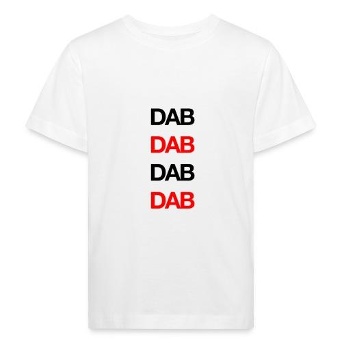 Dab - Kids' Organic T-Shirt