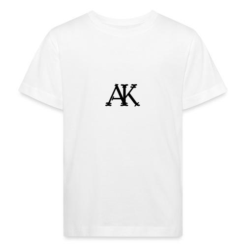 Brand logo - Kinderen Bio-T-shirt