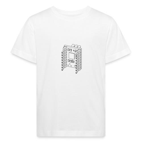 TMC21x0 (no text). - Kids' Organic T-Shirt