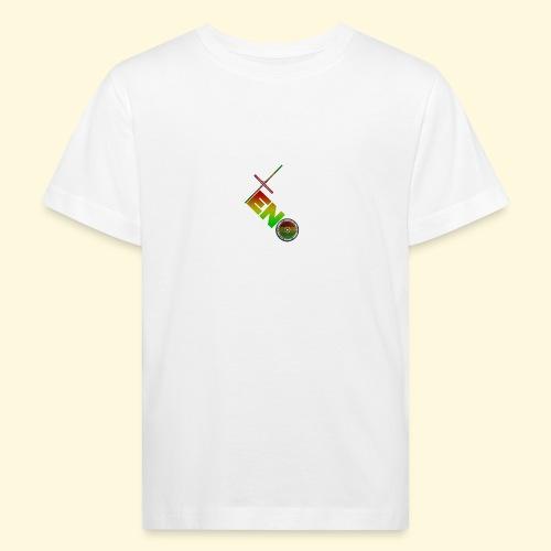 Scooter Logo - Rasta - Kids' Organic T-Shirt